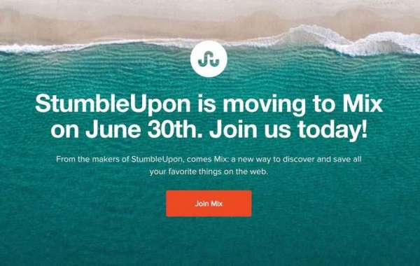 StumbleUpon has stumbled its last