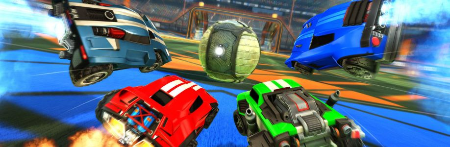 Rocket League's own Hockey mode Cover Image